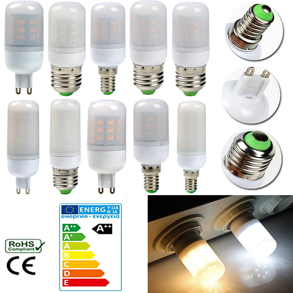 e27 e14 g9 15w 20w 25w 30w 5730 5630 4014 smd led ma s ampoule lampe bulb 220v. Black Bedroom Furniture Sets. Home Design Ideas