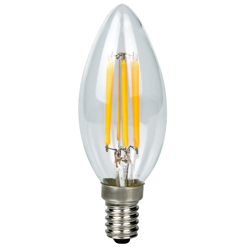 e27 e14 220v dimmable edison filament cob led glass candle globe light bulb lamp ebay. Black Bedroom Furniture Sets. Home Design Ideas
