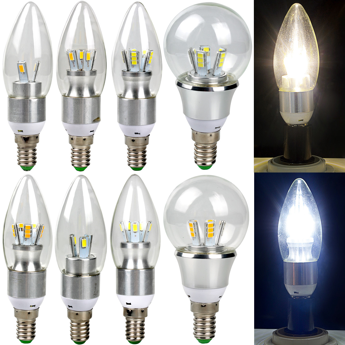 e27 e14 g9 5730 5630 4014 smd led edison filament ma s ampoule lampe bulb 2w 30w ebay. Black Bedroom Furniture Sets. Home Design Ideas