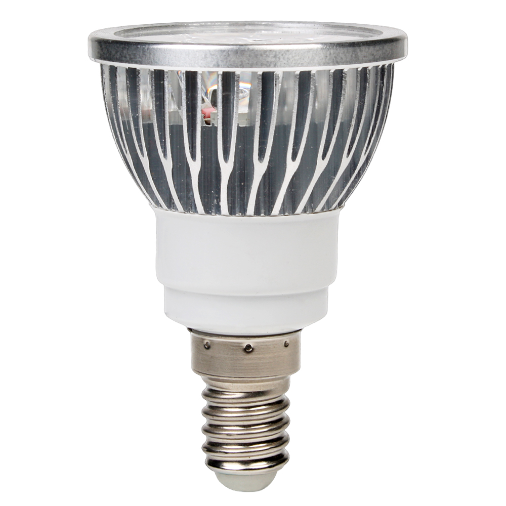 e27 e14 gu10 mr16 3w 3 led energy saving spot light spotlight lamp bulb 12v 220v ebay. Black Bedroom Furniture Sets. Home Design Ideas