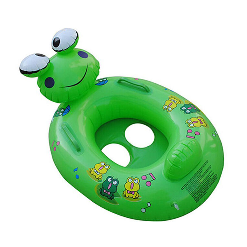 Inflatable Baby Kids Float Seat Boat Tube Ring Car