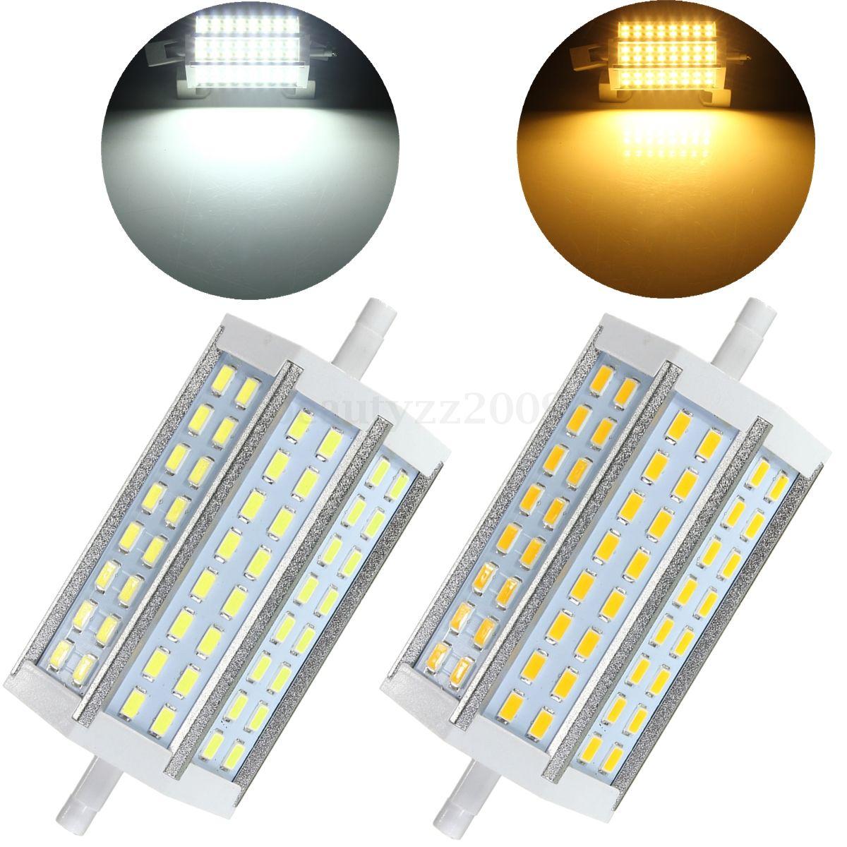 r7s j78 j118 j189 5730 smd led flood light replacement halogen lamp tube bulb ebay. Black Bedroom Furniture Sets. Home Design Ideas