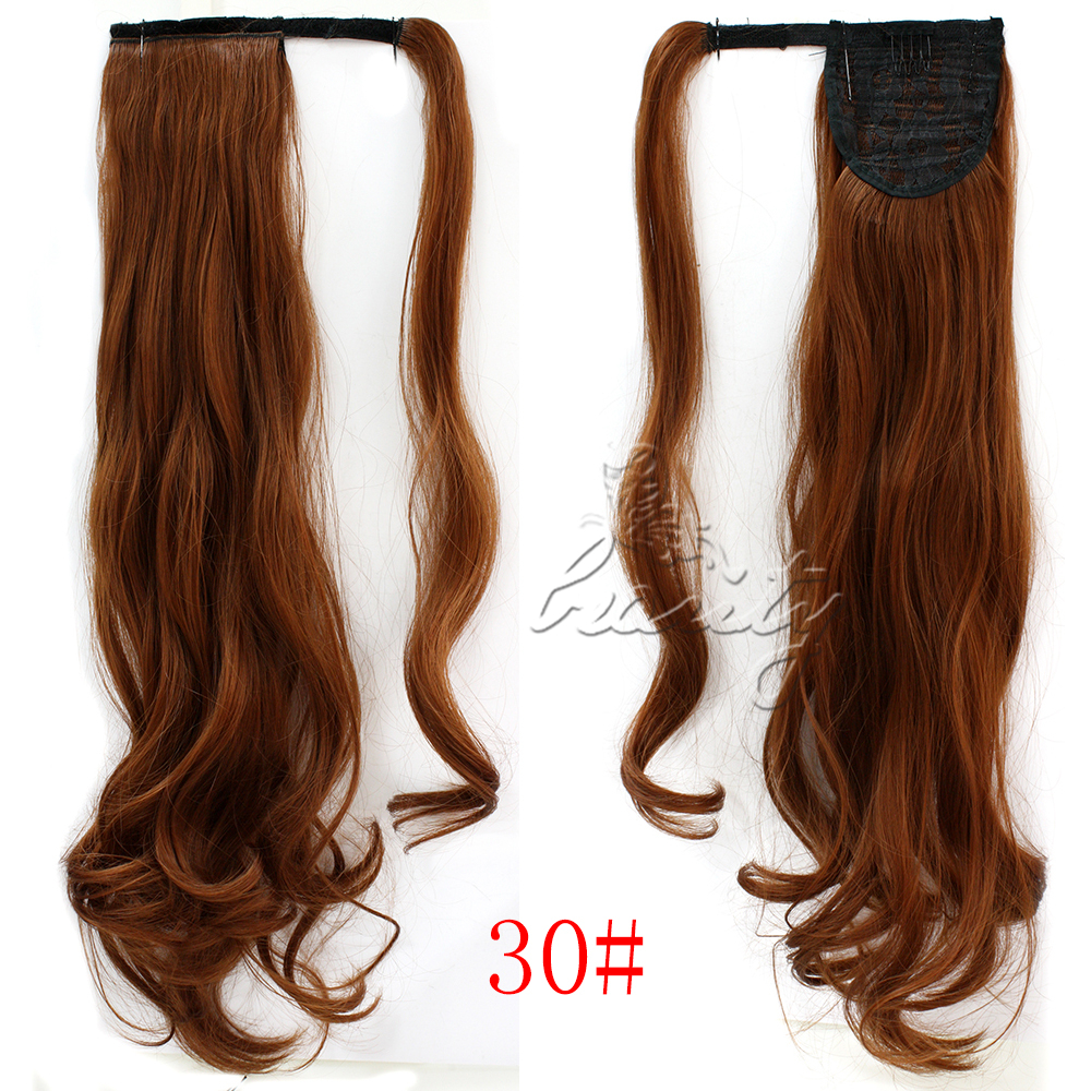 Tie On Ponytail Extension 36