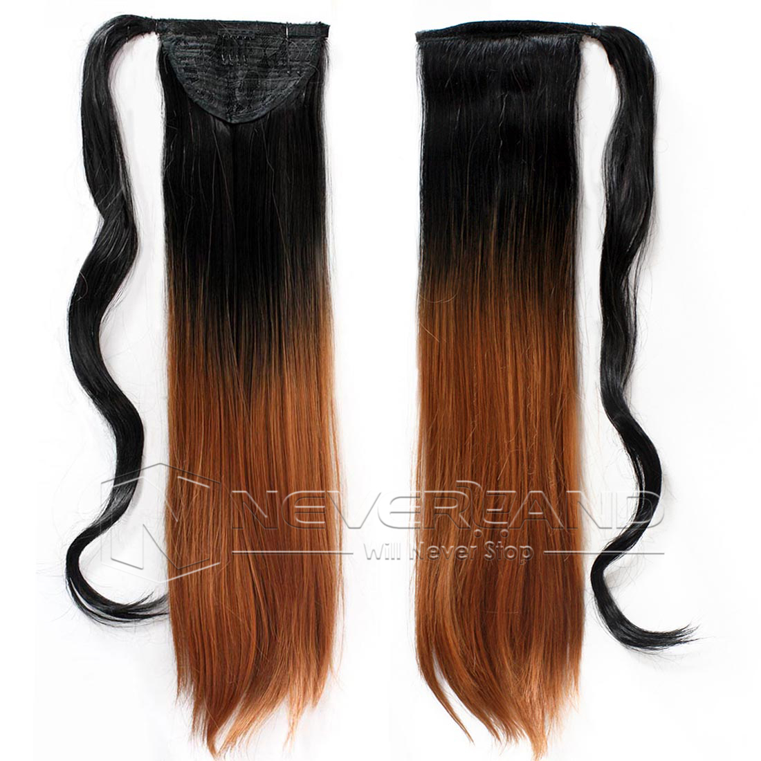 ... -Hair-Wrap-On-Ponytail-Hair-Piece-Clip-In-Pony-Tail-Hair-Extensions
