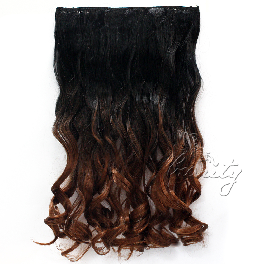 Lush Clip In Hair Extensions Ebay 38