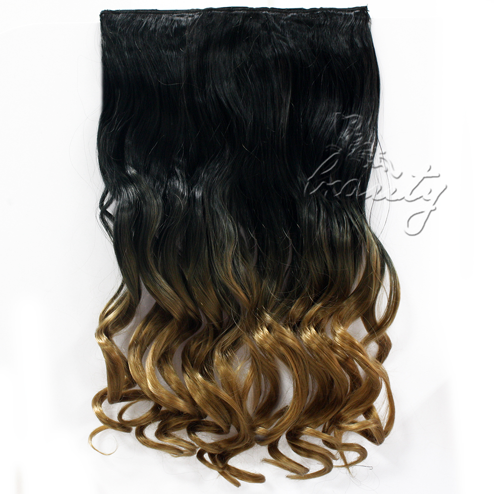 Lush Clip In Hair Extensions Ebay 13