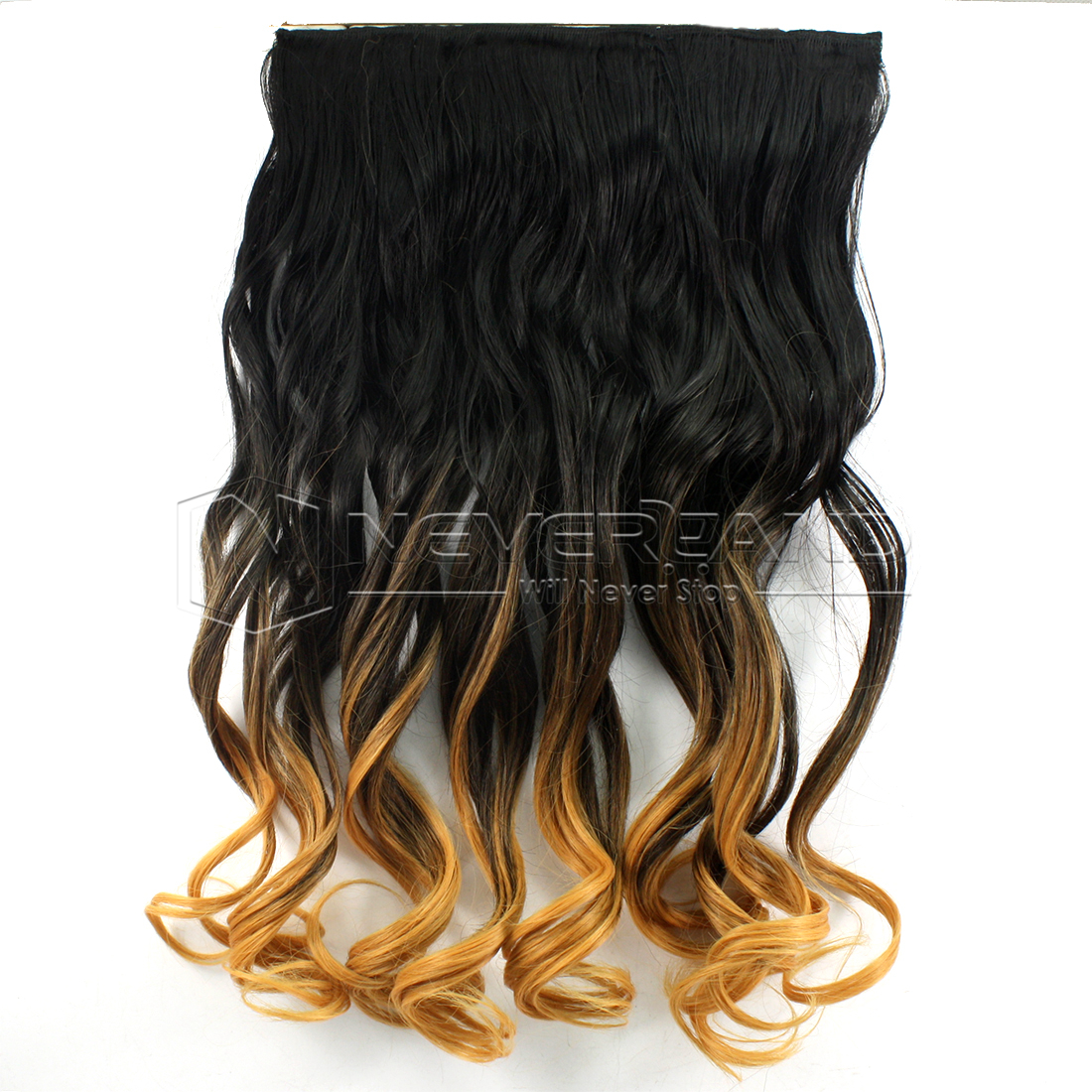 Lush Clip In Hair Extensions Ebay 61