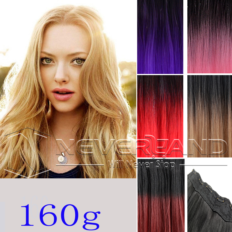 Where Can I Buy Dip Dye Extensions 77