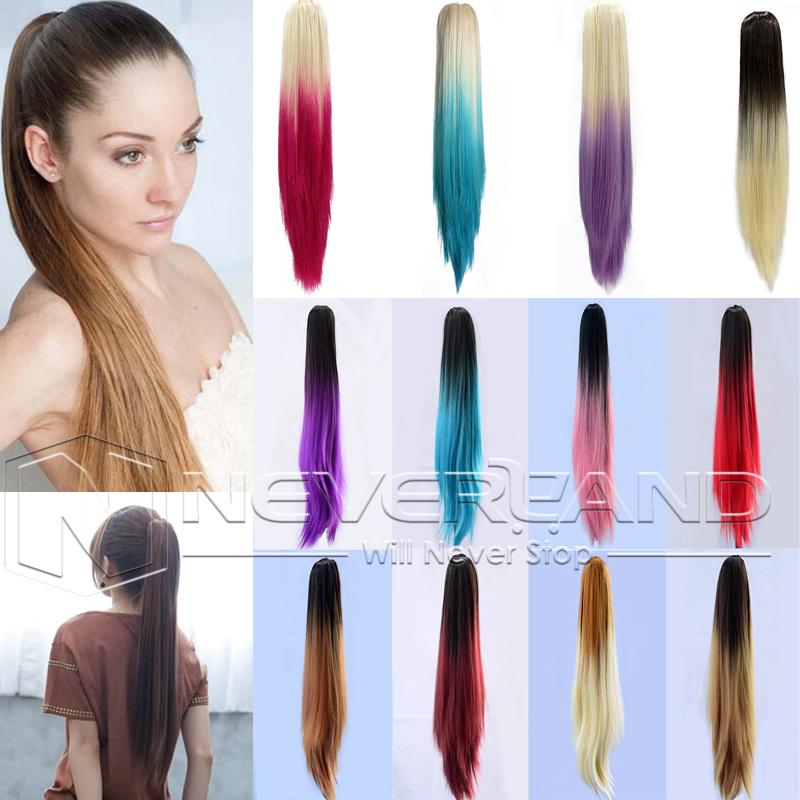 Ponytail Hair Extensions Ebay Hair Extensions Richardson