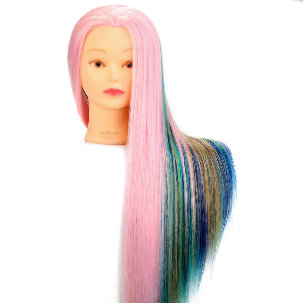Au 26 Quot Colorful Hair Cosmetology Hairdressing Training
