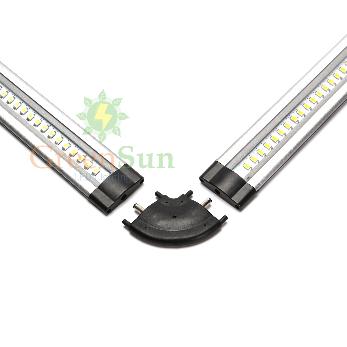 6PCs 30cm SMD Kitchen Under Cabinet Counter LED Light Lamp