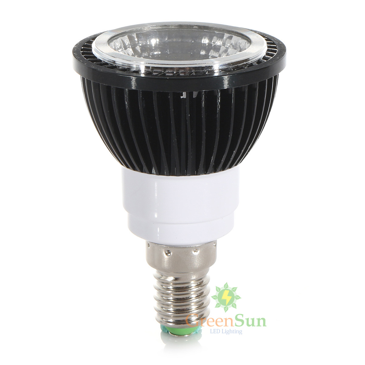 ultra bright gu10 e14 e27 6w 9w cob led spotlight spot. Black Bedroom Furniture Sets. Home Design Ideas