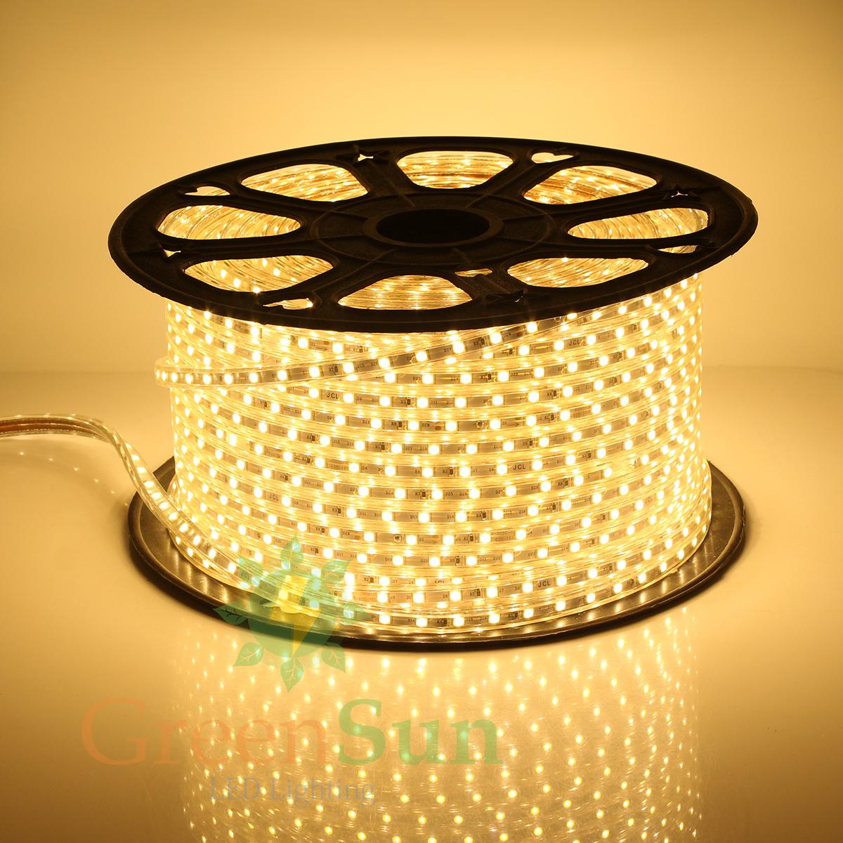 20m 30m 50m 100m 5050 smd led ribbon strip rope light indoor outdoor xm. Black Bedroom Furniture Sets. Home Design Ideas