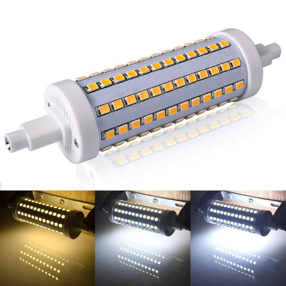r7s 10w j118 2835 smd 96 led flood light bulb replacement for halogen tube bulb ebay. Black Bedroom Furniture Sets. Home Design Ideas