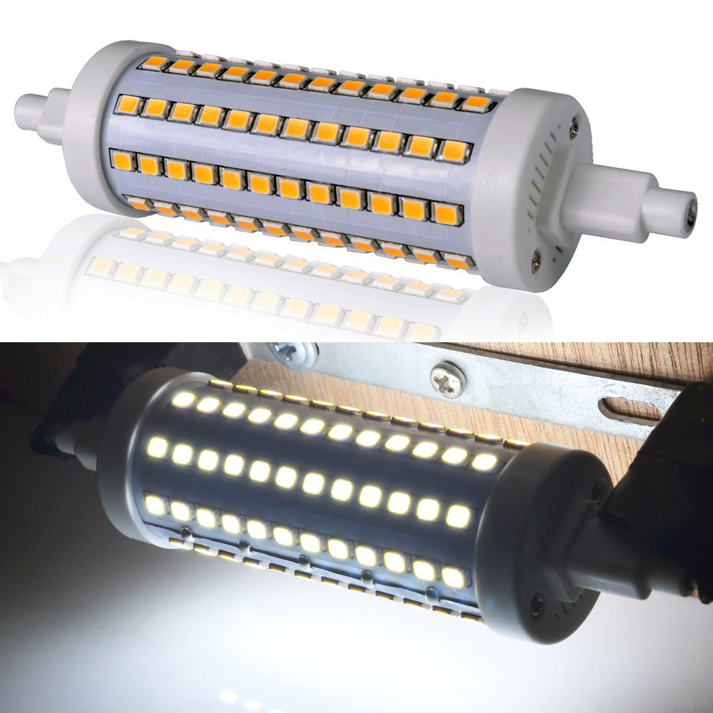 Replace Halogen Flood Light Bulb With Led : R s w mm smd led flood light bulb replacement