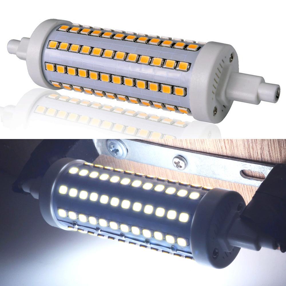 r7s 10w j118 2835 smd 96 led flood light bulb replacement for halogen tube bulb ebay. Black Bedroom Furniture Sets. Home Design Ideas