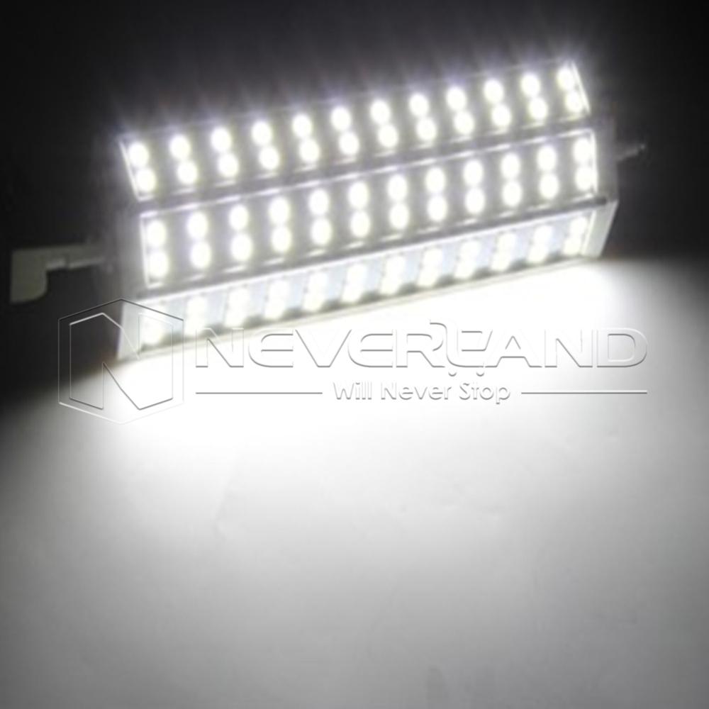 5w 30w r7s led 5630 2835 leuchtmittel halogenstab lampe. Black Bedroom Furniture Sets. Home Design Ideas