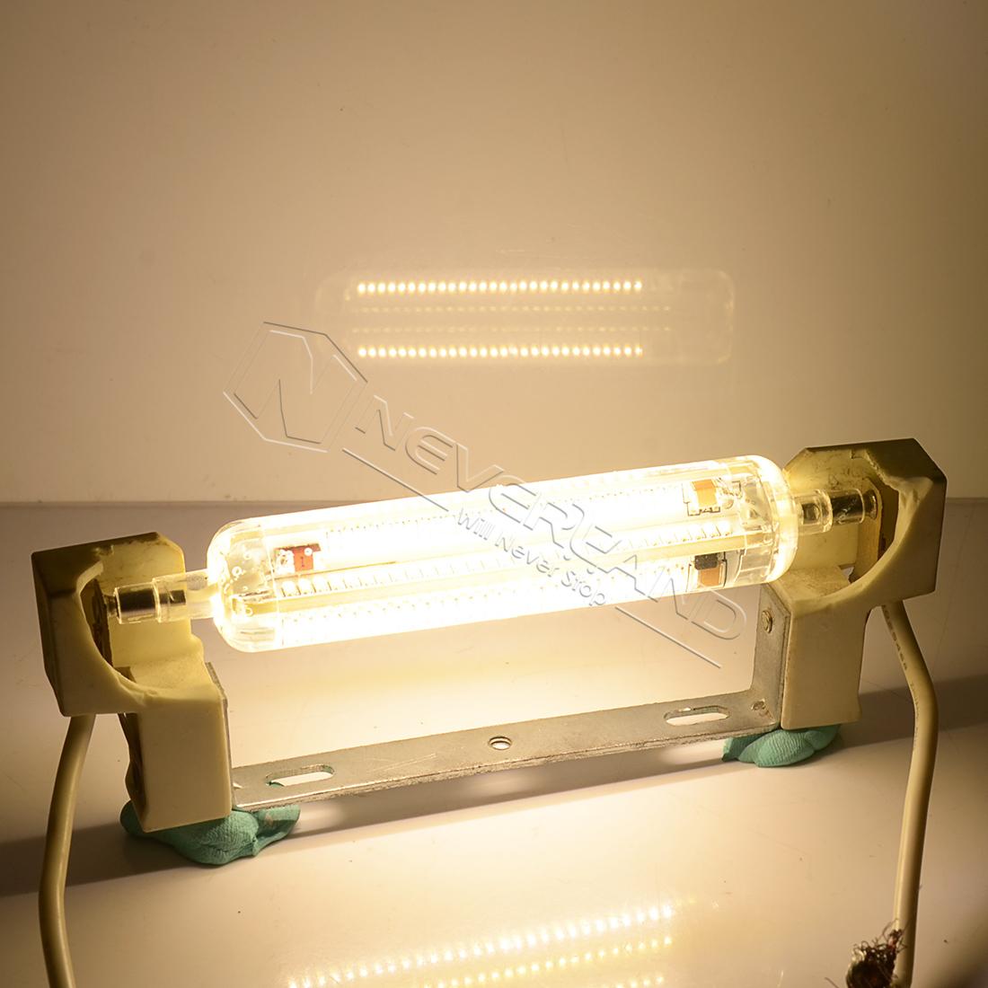 silikon 15w r7s led lampe j118 3014smd leuchtmittel fluter halogen strahler 360 ebay. Black Bedroom Furniture Sets. Home Design Ideas