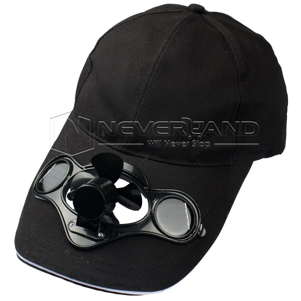Sommer Solar Ventilator M 252 Tze Baseball Cap Basecap Kappe