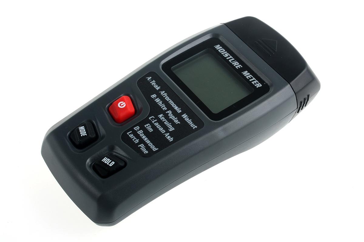Digital Humidity Meter : Digital lcd wood firewood moisture meter humidity damp